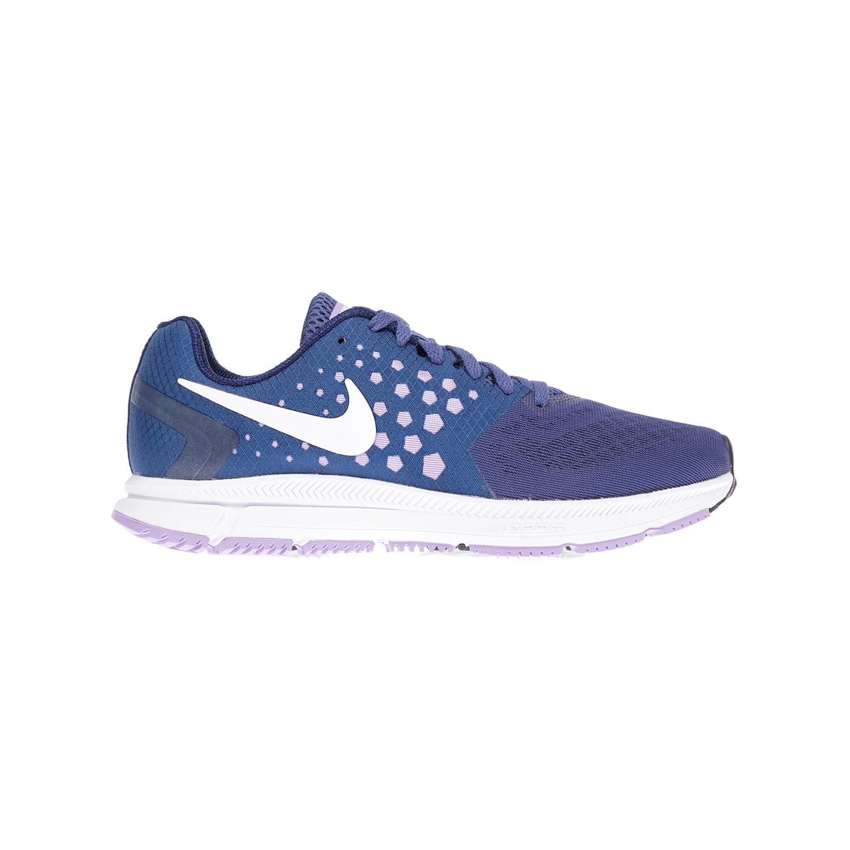 NIKE - Γυναικεία αθλητικά παπούτσια NIKE ZOOM SPAN μωβ-μπλε