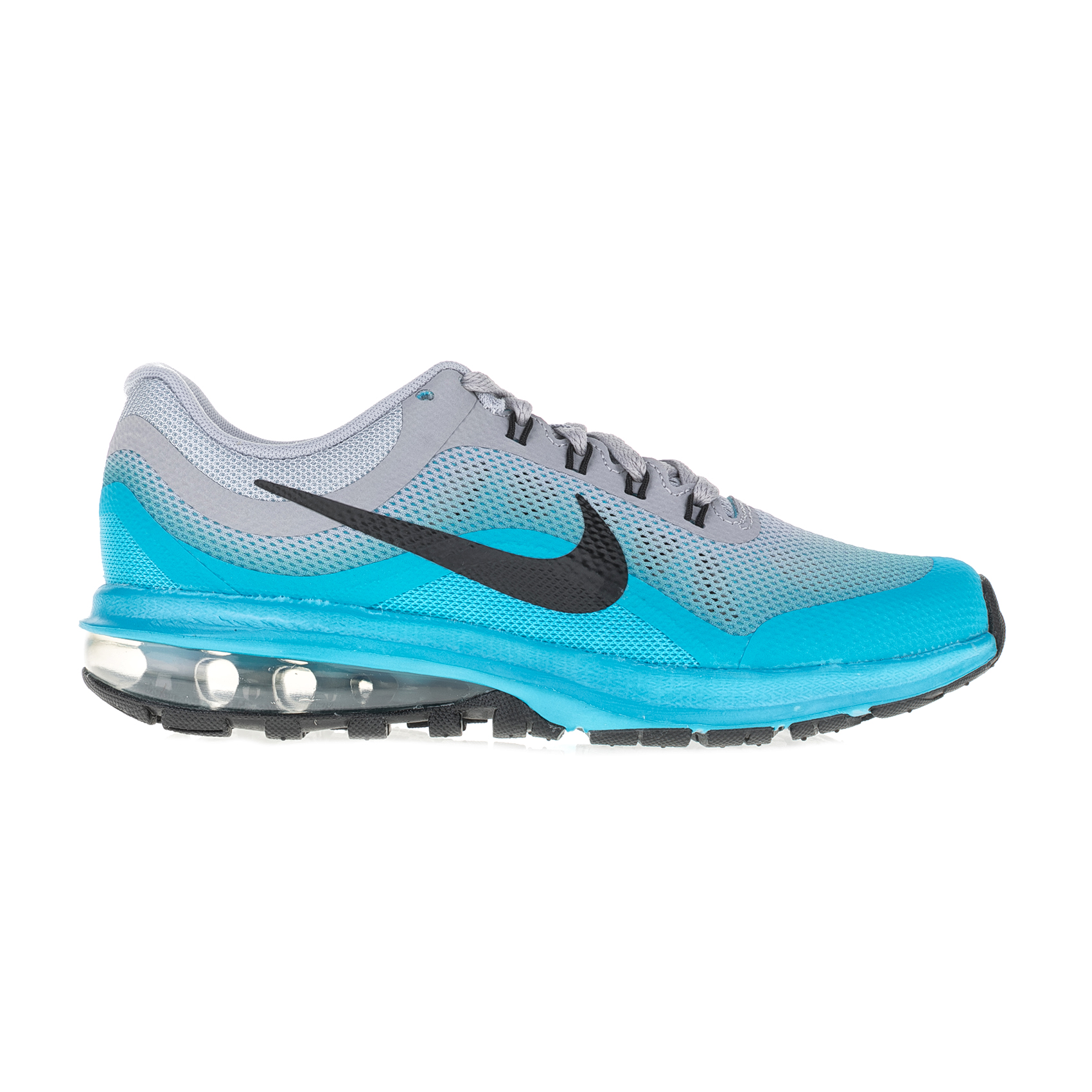 NIKE – Παιδικά αθλητικά παπούτσια Nike AIR MAX DYNASTY 2 (GS) γκρι – μπλε