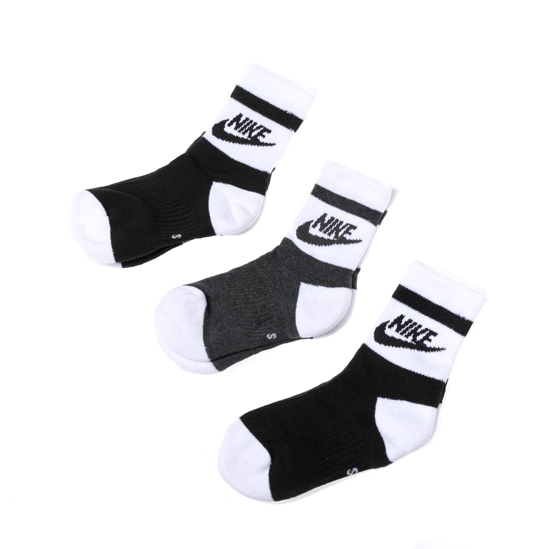 NIKE - Σετ γυναικείες κάλτσες NIKE ασπρόμαυρες γυναικεία αξεσουάρ κάλτσες