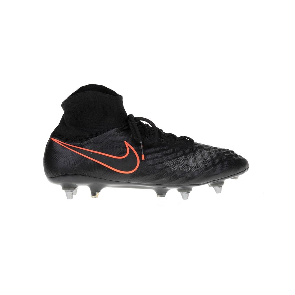 NIKE - Ανδρικά παπούτσια MAGISTA OBRA II SG-PRO μαύρα ανδρικά παπούτσια αθλητικά football