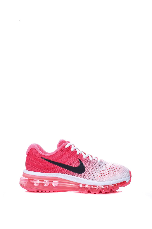 NIKE – Γυναικεία παπούτσια για τρέξιμο Nike AIR MAX 2017 κόκκινα – λευκά