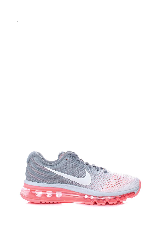 NIKE – Γυναικεία παπούτσια για τρέξιμο Nike AIR MAX 2017 γκρι – πορτοκαλί