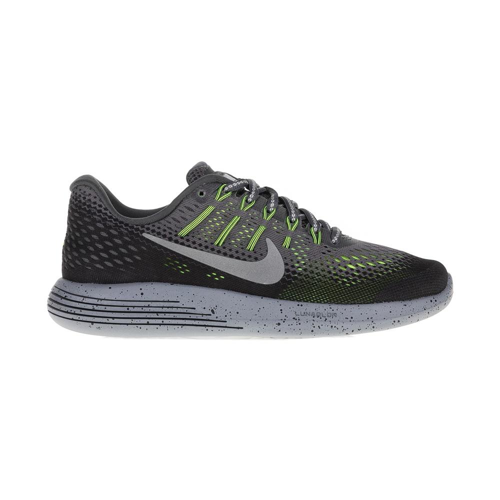 NIKE - Γυναικεία αθλητικά παπούτσια Nike LUNARGLIDE 8 SHIELD ανθρακί