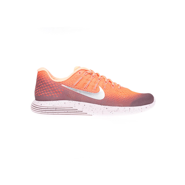 NIKE - Γυναικεία παπούτσια NIKE LUNARGLIDE 8 SHIELD πορτοκαλί