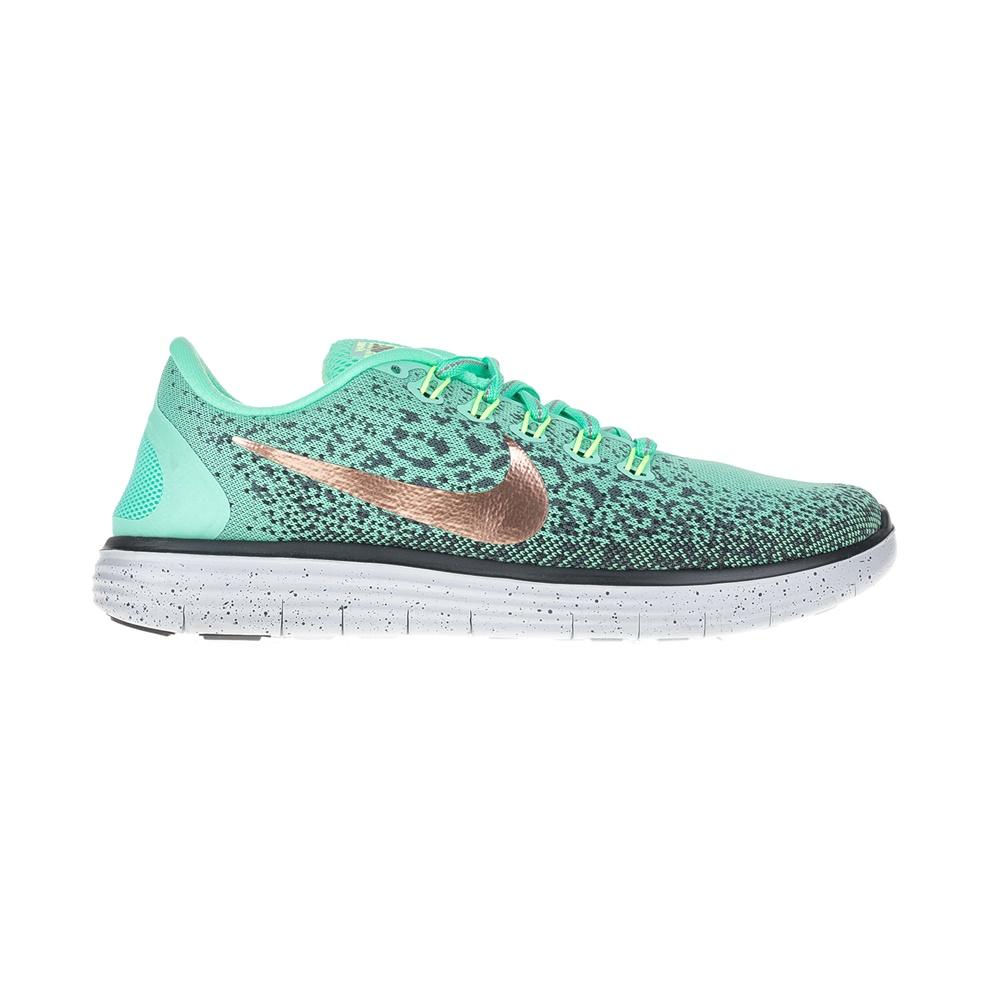NIKE – Γυναικεία αθλητικά παπούτσια NIKE FREE RN DISTANCE πράσινα