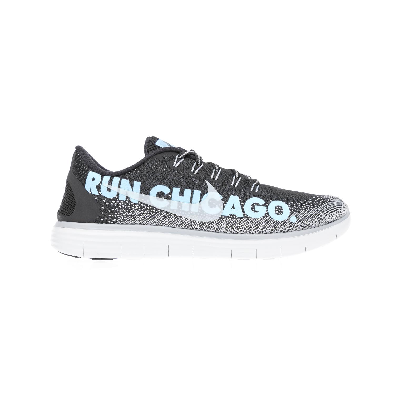 NIKE - Αντρικά παπούτσια NIKE FREE RN DISTANCE LE γκρι ανδρικά παπούτσια αθλητικά running