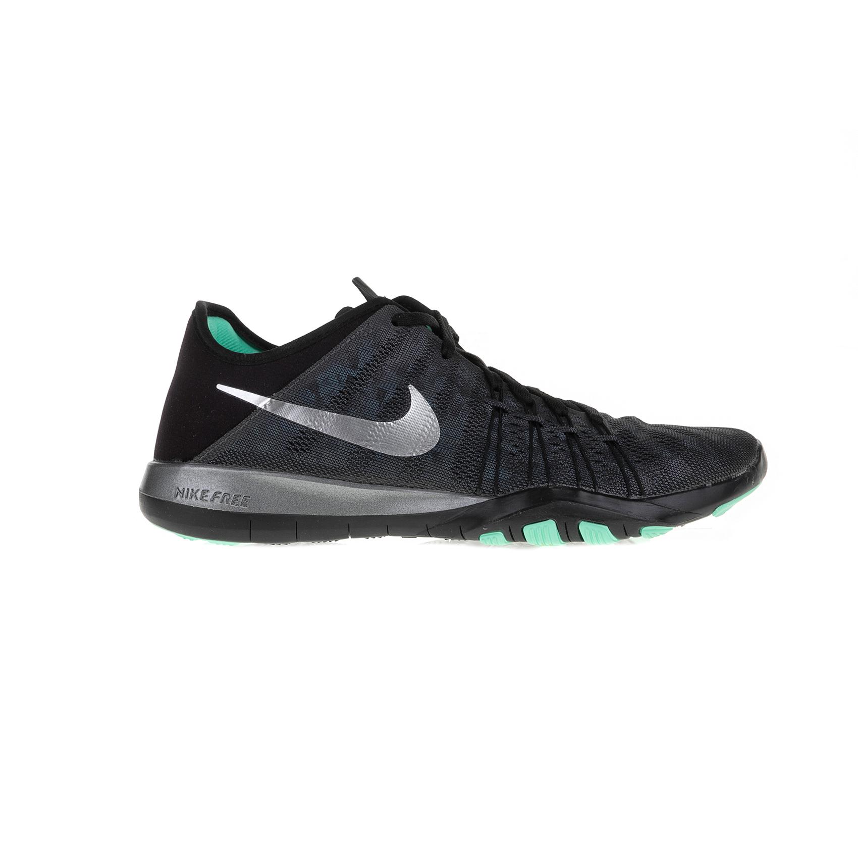 NIKE – Γυναικεία αθλητικά παπούτσια NIKE FREE TR 6 MTLC μαύρα