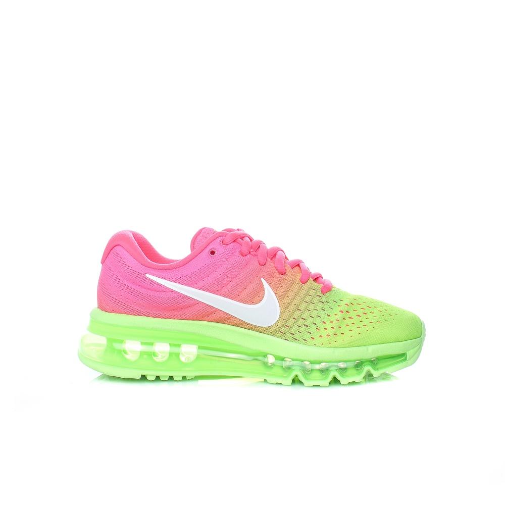 8bbac40264a NIKE - Παιδικά αθλητικά παπούτσια Nike AIR MAX 2017 (GS) κίτρινα - ροζ