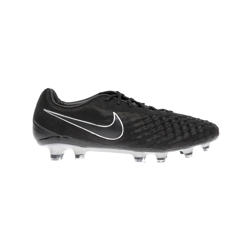 NIKE - Αντρικά παπούτσια NIKE MAGISTA OPUS II TC FG μαύρα ανδρικά παπούτσια αθλητικά football