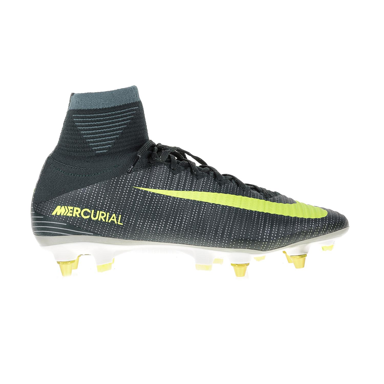 NIKE – Αντρικά παπούτσια ποδοσφάιρου Nike MERCURIAL SUPERFLY V CR7 SG-PRO μαύρα