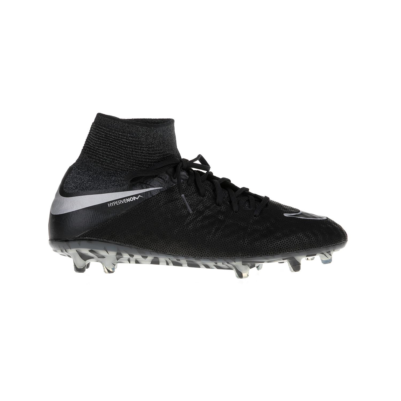 NIKE – Αντρικά αθλητικά παπούτσια HYPERVENOM PHANTOM II TC FG μαύρα