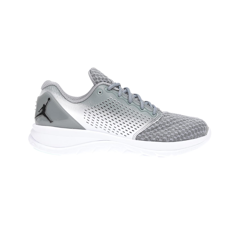 NIKE - Αντρικά παπούτσια NIKE JORDAN TRAINER ST WINTER γκρι-ασημί ανδρικά παπούτσια αθλητικά basketball