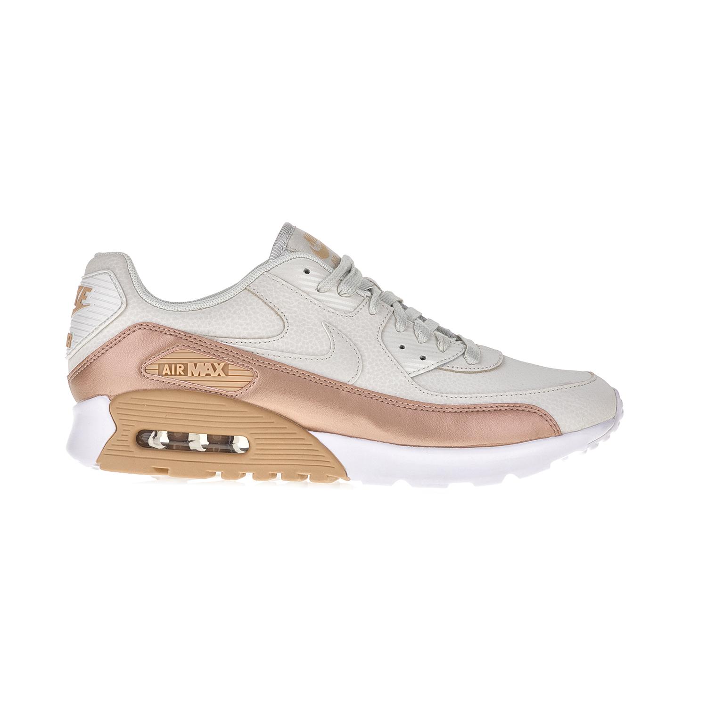 NIKE – Γυναικεία αθλητικά παπούτσια NIKE AIR MAX 90 ULTRA εκρού, ροζ χρυσό