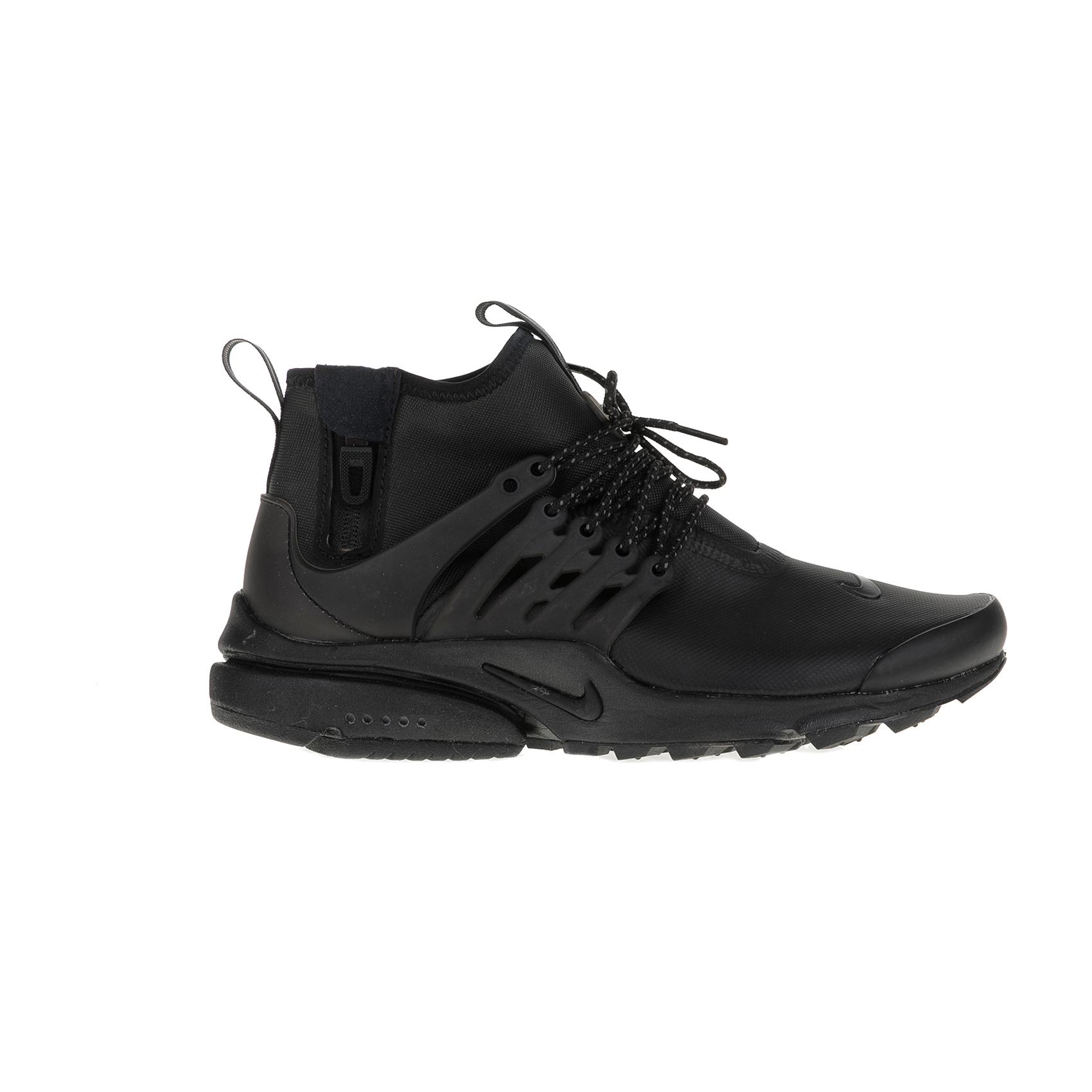 NIKE – Ανδρικά αθλητικά παπούτσια AIR PRESTO MID UTILITY μαύρα
