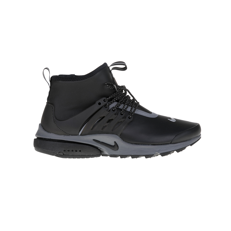 NIKE – Γυναικεία αθλητικά παπούτσια AIR PRESTO MID UTILITY μαύρα