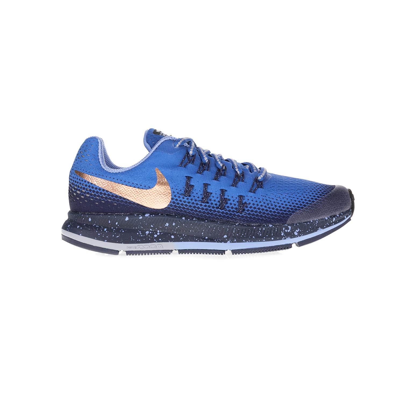 NIKE – Αθλητικά παπούτσια NIKE ZM PEGASUS 33 SHIELD μπλε