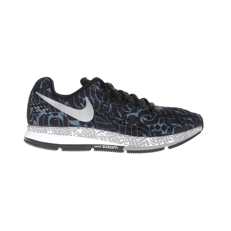 NIKE – Γυναικεία παπούτσια NIKE AIR ZOOM PEGASUS 33 ROSTARR ασημί-μάυρα
