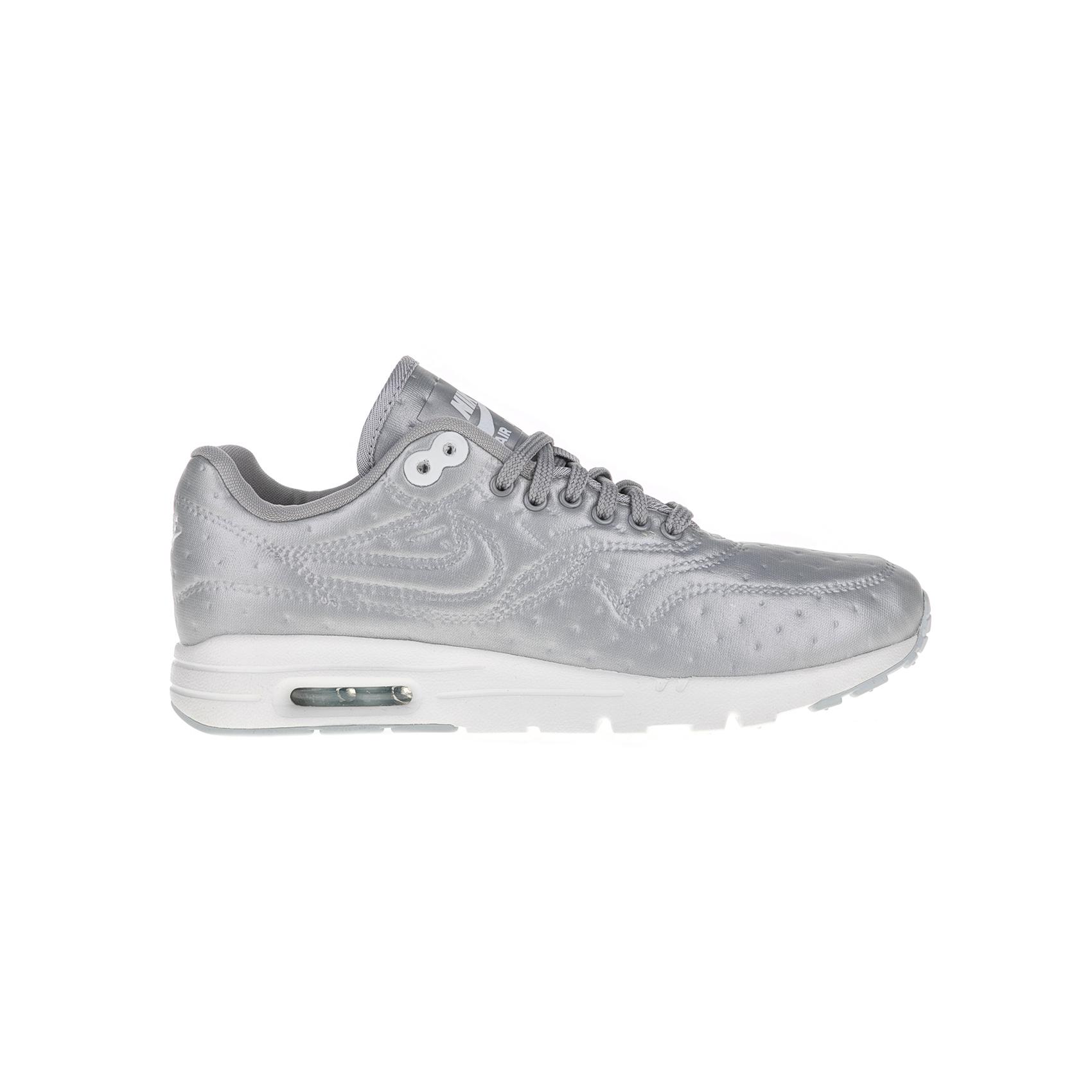 NIKE – Γυναικεία αθλητικά παπούτσια Nike AIR MAX 1 ULTRA PRM JCRD ασημί