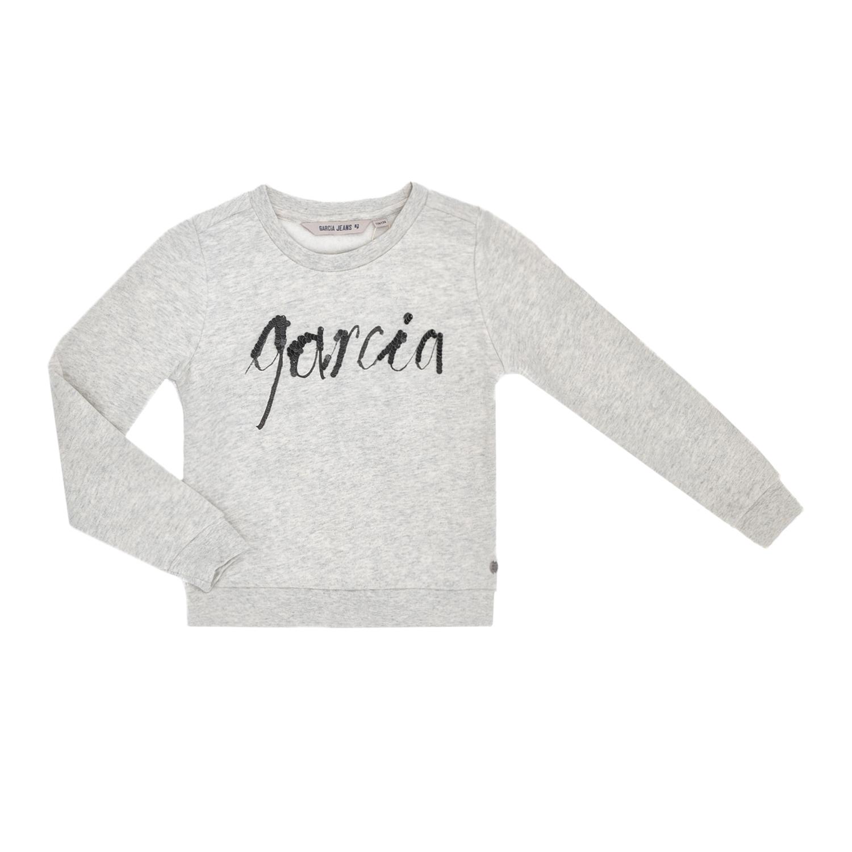 GARCIA JEANS – Παιδική μπλούζα GARCIA JEANS γκρι