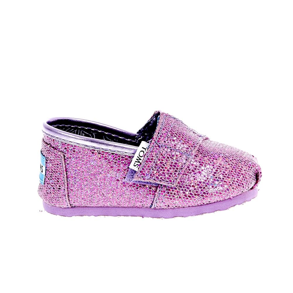 TOMS – Βρεφικά παπούτσια TOMS μωβ