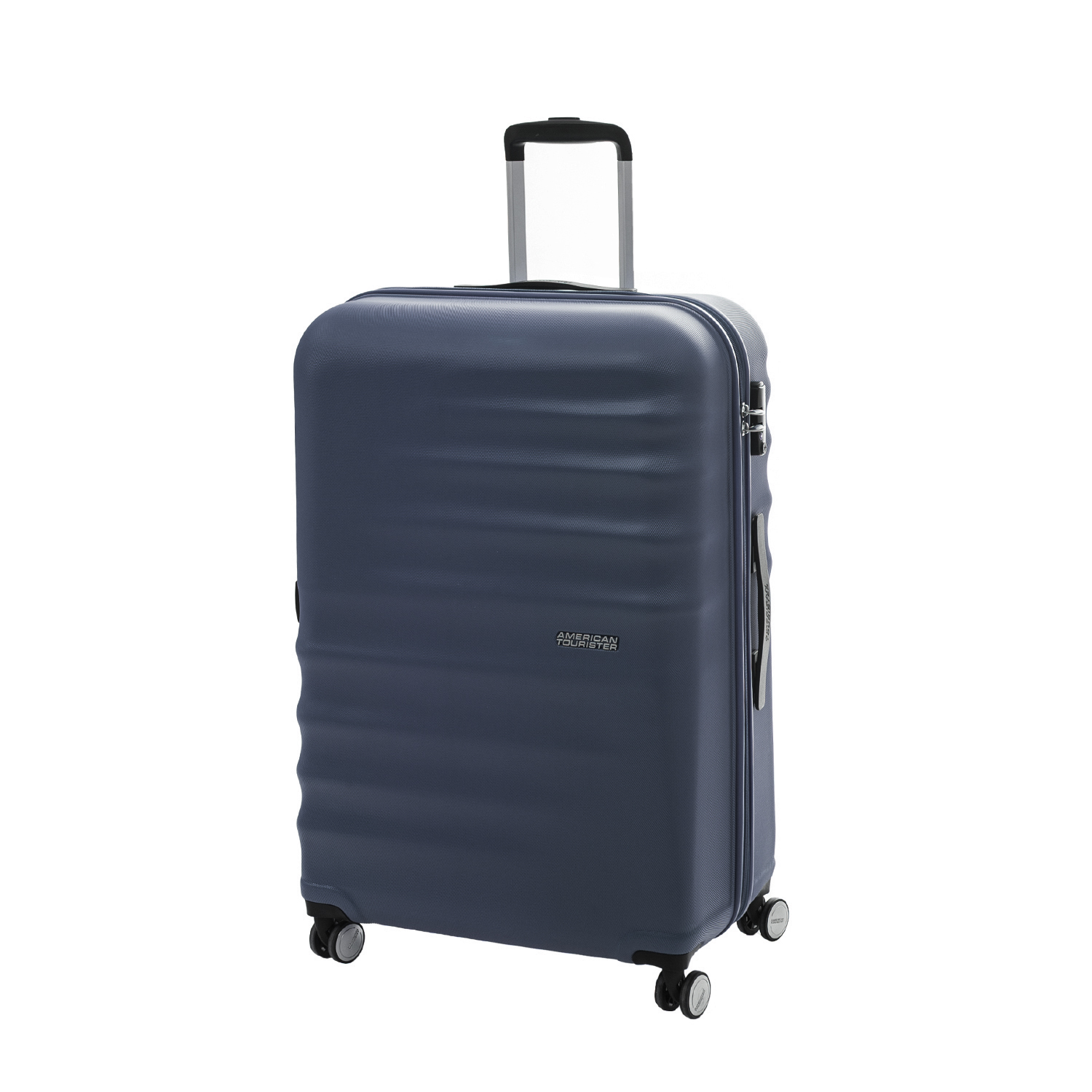0e01416fa4 AMERICAN TOURISTER - Βαλίτσα American Tourister WAVEBREAKER SPINNER ανθρακί