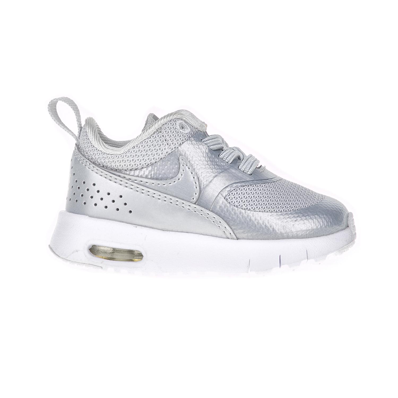 NIKE – Βρεφικά παπούτσια NIKE AIR MAX THEA SE (TDE) ασημί