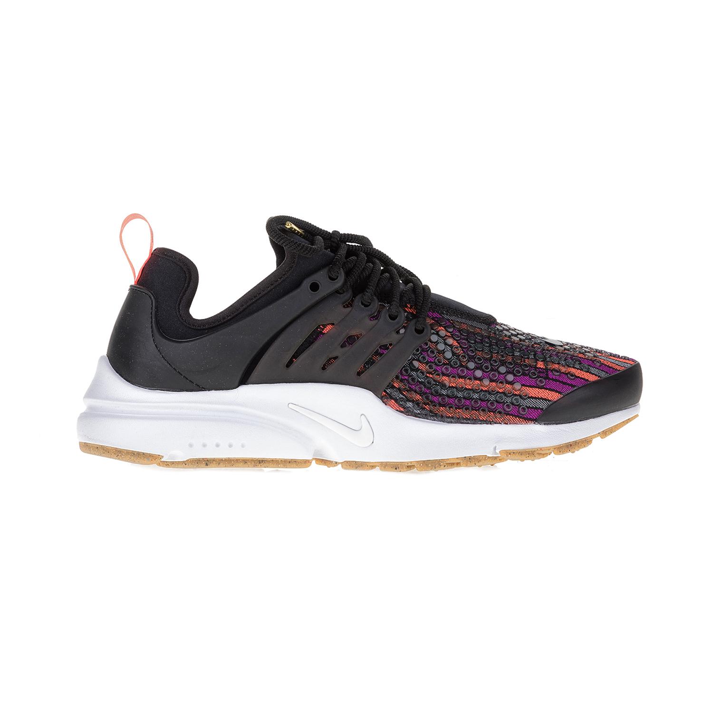 NIKE – Γυναικεία αθλητικά παπούτσια ΝΙΚΕ AIR PRESTO JCRD PRM μαύρα-πολύχρωμα