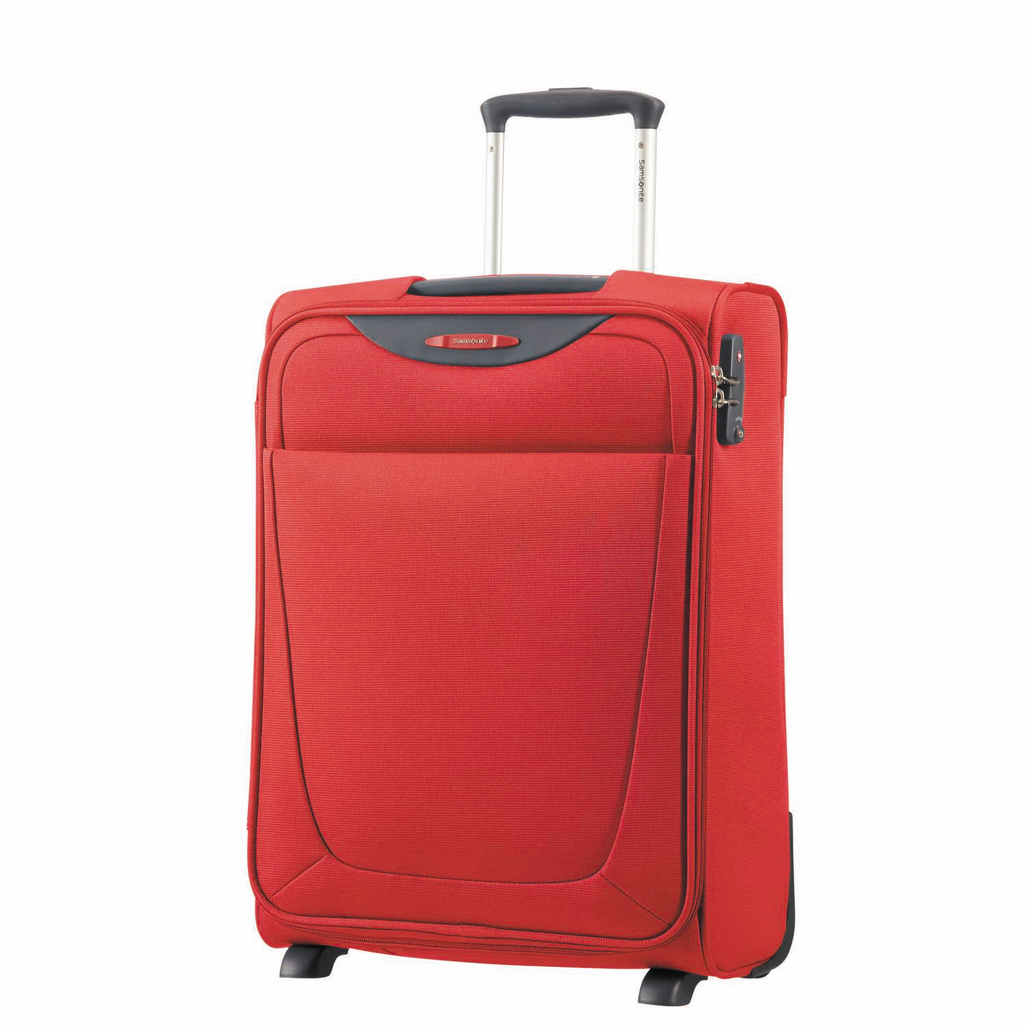 SAMSONITE (TRAVEL) – Βαλίτσα BASEHITS SPINNER 55/20 Samsonite κόκκινη