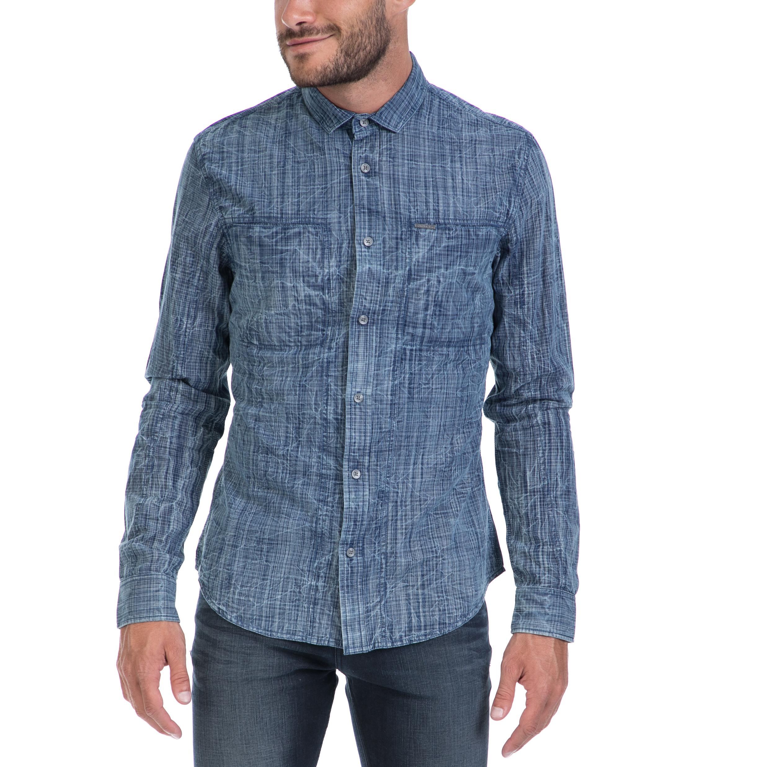 Ανδρικά   Ρούχα   Πουκάμισα   CALVIN KLEIN JEANS - Αντρικό πουκάμισο ... 1c4f9511f25