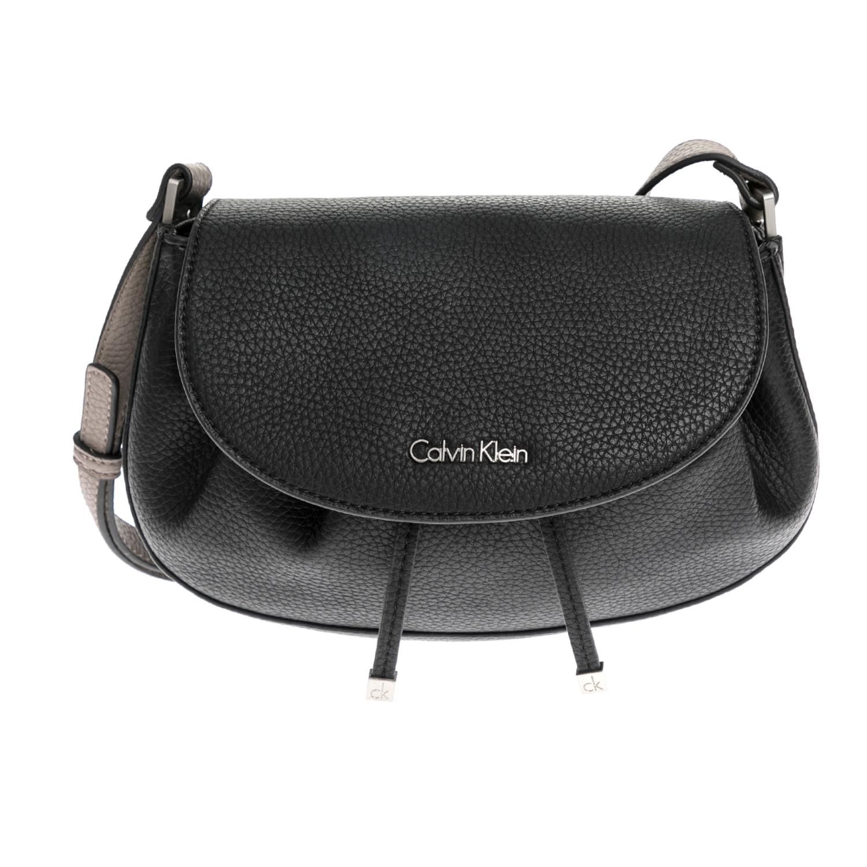 CALVIN KLEIN JEANS – Γυναικεία τσάντα CALVIN KLEIN JEANS μαύρη 1502882.0-0071