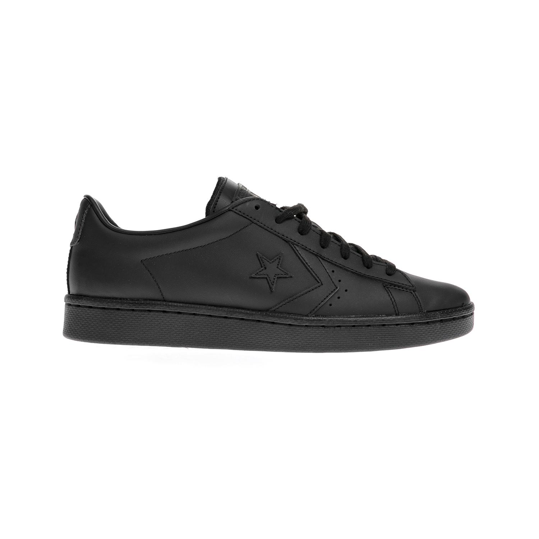 CONVERSE – Unisex παπούτσια QS Pro Leather Ox μαύρα