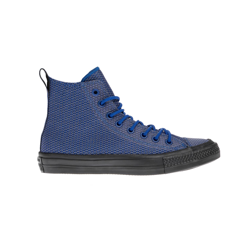 CONVERSE – Unisex μποτάκια QS CTII REFLECTIVE KNIT Hi μπλε