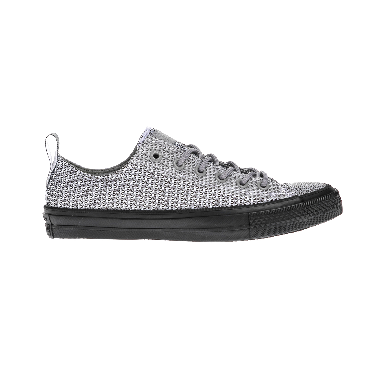 CONVERSE – Unisex παπούτσια QS CTII REFLECTIVE KNIT Ox γκρι