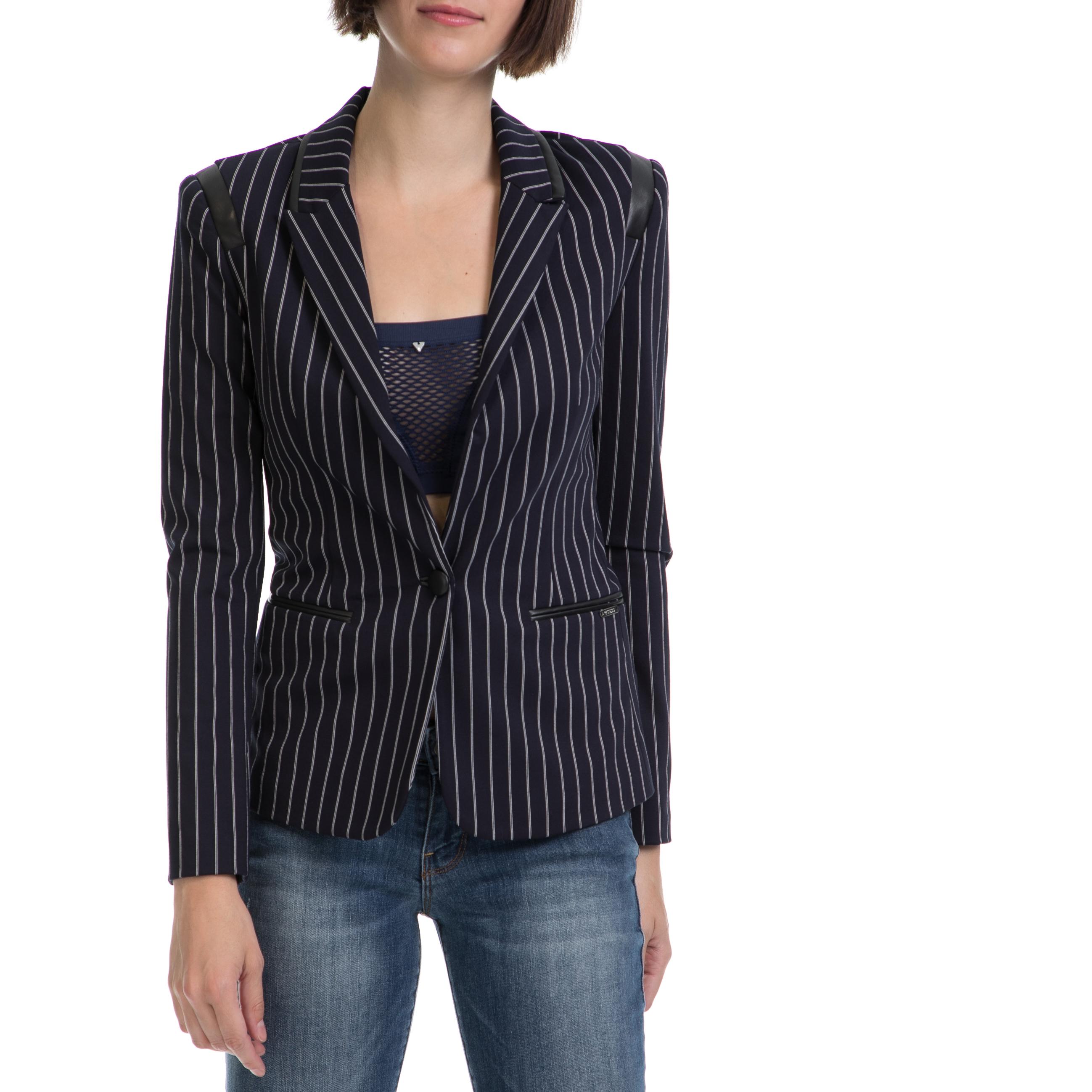 GUESS – Γυναικείο σακάκι GUESS μαύρο