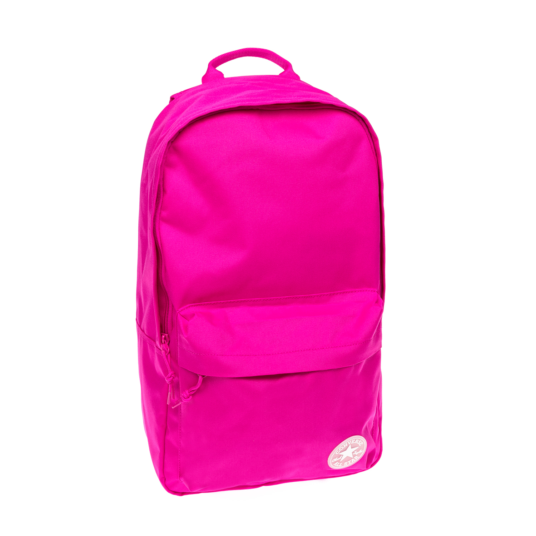 CONVERSE - Σακίδιο πλάτης CONVERSE ροζ γυναικεία αξεσουάρ τσάντες σακίδια αθλητικές