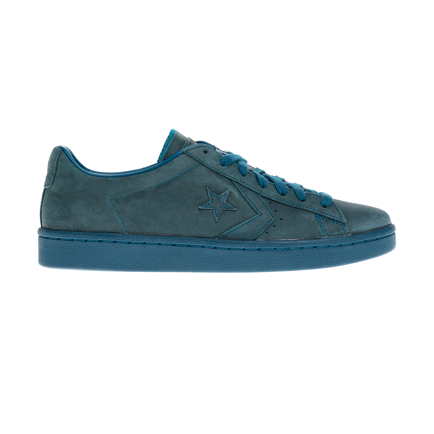 CONVERSE – Unisex παπούτσια QS PRO LEATHER MONO OX μπλε