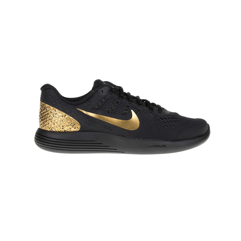 NIKE – Γυναικεία παπούτσια NIKE LUNARGLIDE 8 μαύρα-χρυσά