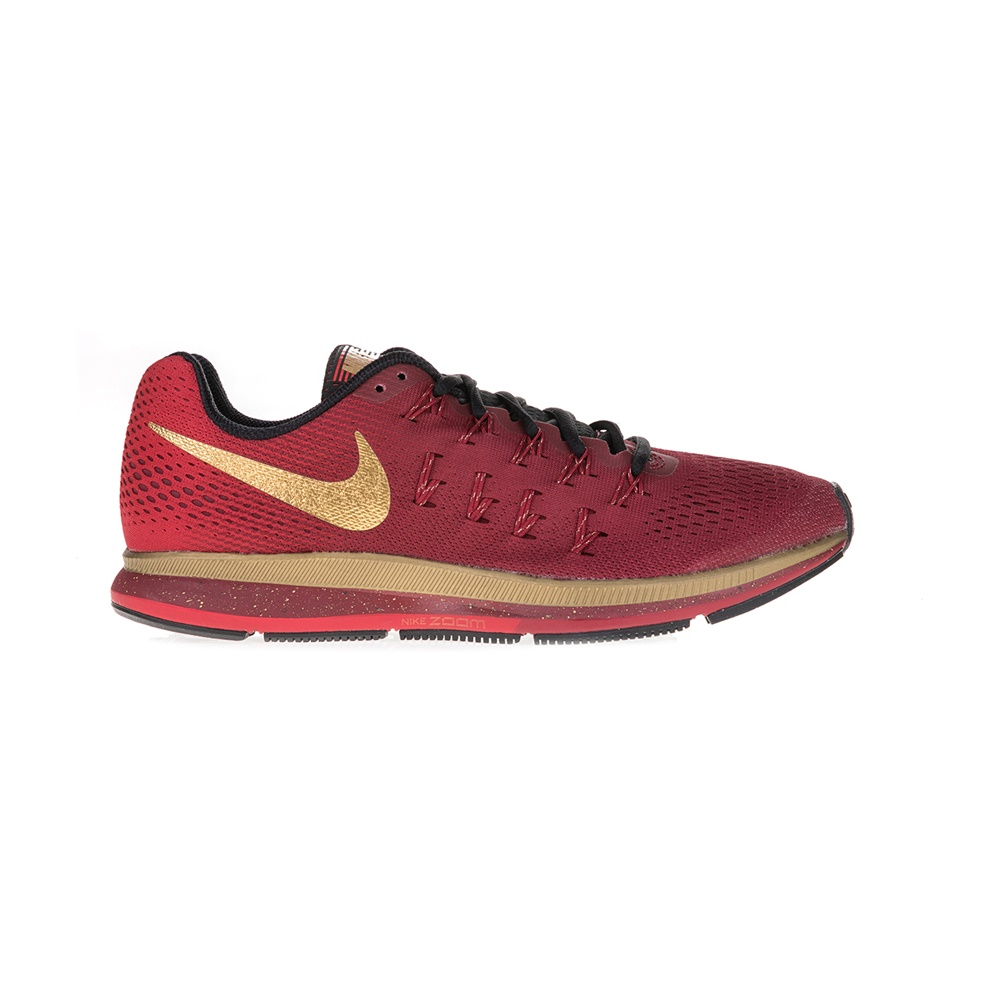 NIKE – Γυναικεία παπούτσια AIR ZOOM PEGASUS 33 μπλε-κόκκινα