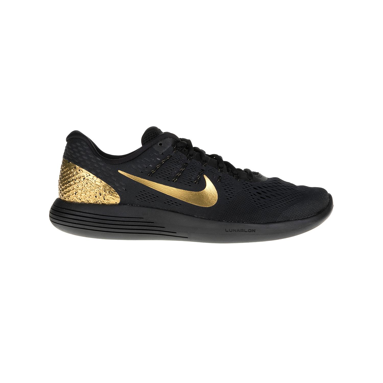 NIKE – Ανδρικά παπούτσια NIKE LUNARGLIDE 8 μαύρα-χρυσά