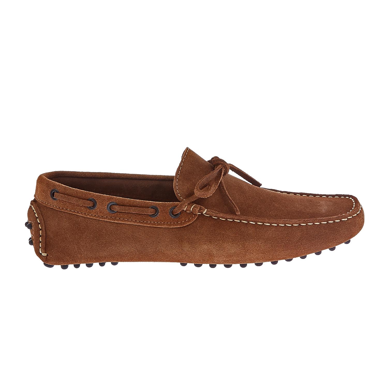 PASTORET - Ανδρικά παπούτσια Pastoret καφέ