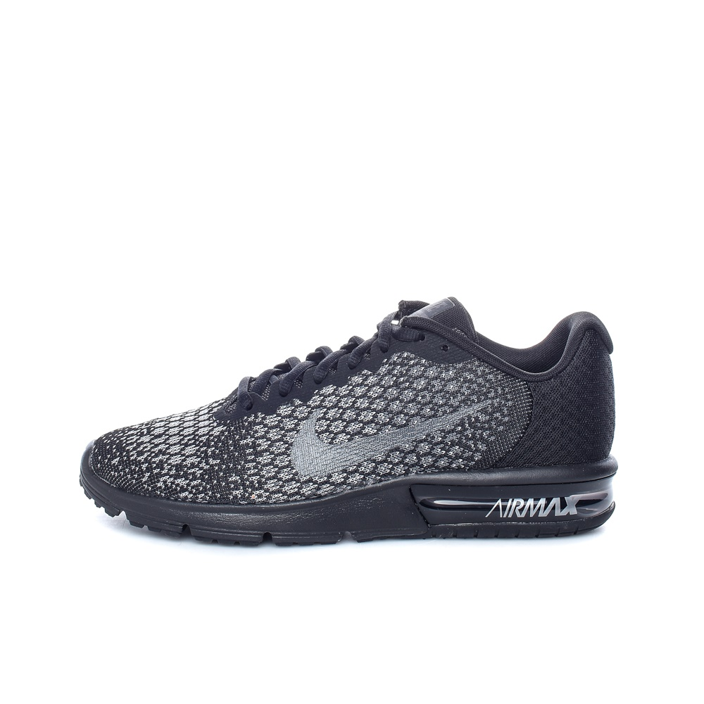 NIKE - Ανδρικά παπούτσια NIKE AIR MAX SEQUENT 2 μαύρα
