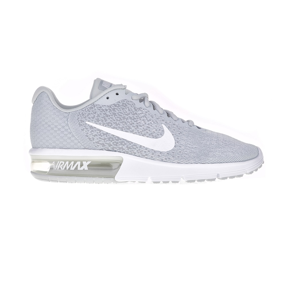 -25% Factory Outlet NIKE – Ανδρικά αθλητικά παπούτσια NIKE AIR MAX SEQUENT  2 γκρι-λευκά ada9120c5cd