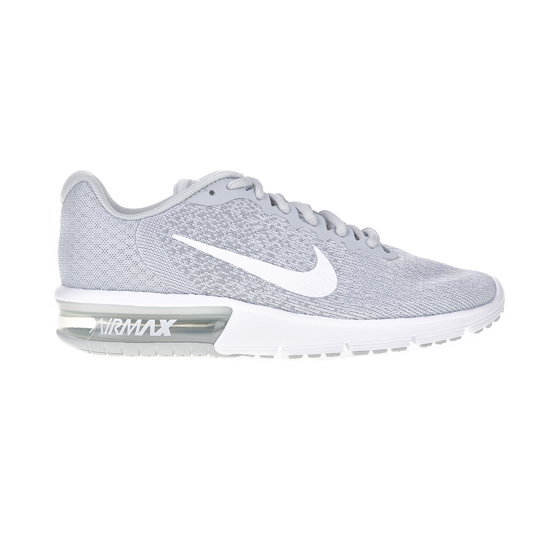 NIKE – Γυναικεία αθλητικά παπούτσια NIKE AIR MAX SEQUENT 2 γκρι-λευκά
