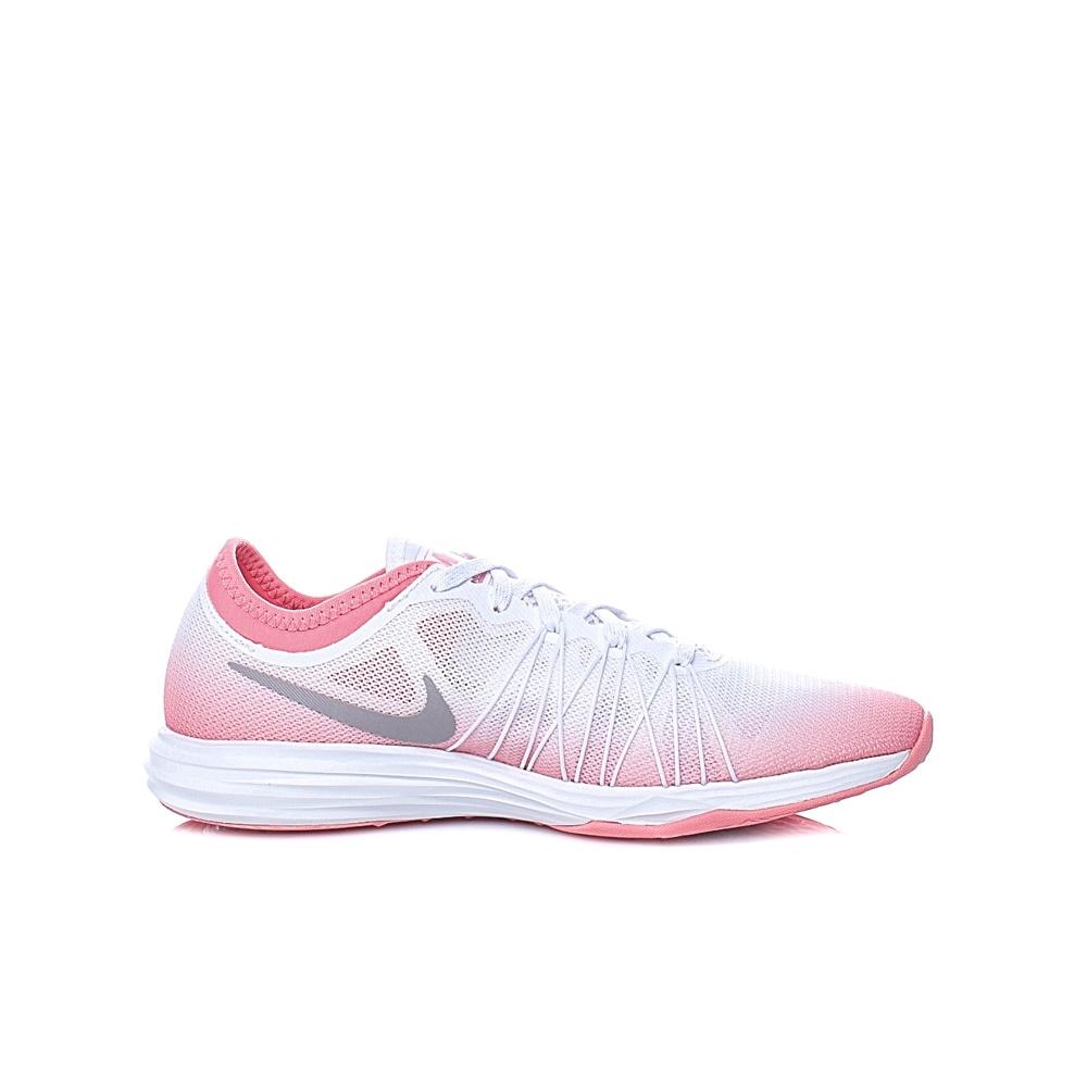 NIKE – Γυναικεία αθλητικά παπούτσια Nike DUAL FUSION TR HIT PRM λευκά – ροζ
