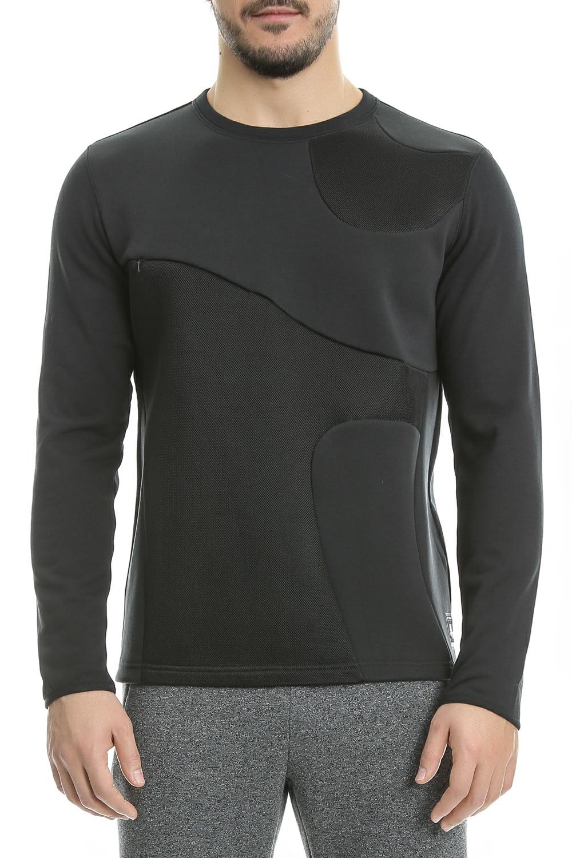 NIKE – Μακρυμάνικο φούτερ Nike μαύρο
