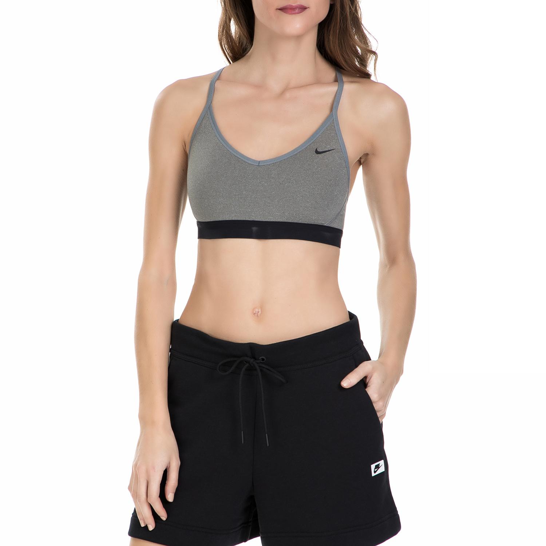 NIKE – Γυναικείο αθλητικό μπουστάκι Nike Favorites γκρι