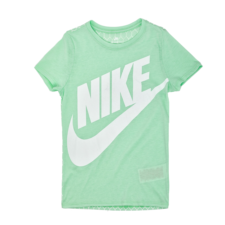 NIKE – Κοντομάνικη μπλούζα Nike πράσινη