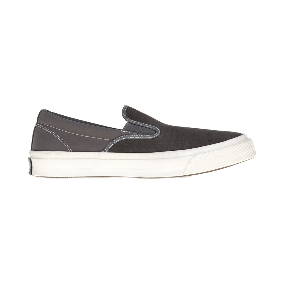 CONVERSE - Unisex παπούτσια All Star Deck Star 67 Slip γκρι ανδρικά παπούτσια μοκασίνια loafers