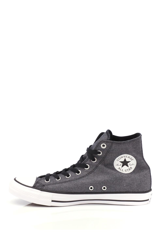 CONVERSE – Unisex παπούτσια Chuck Taylor All Star Hi γκρι-μπλε