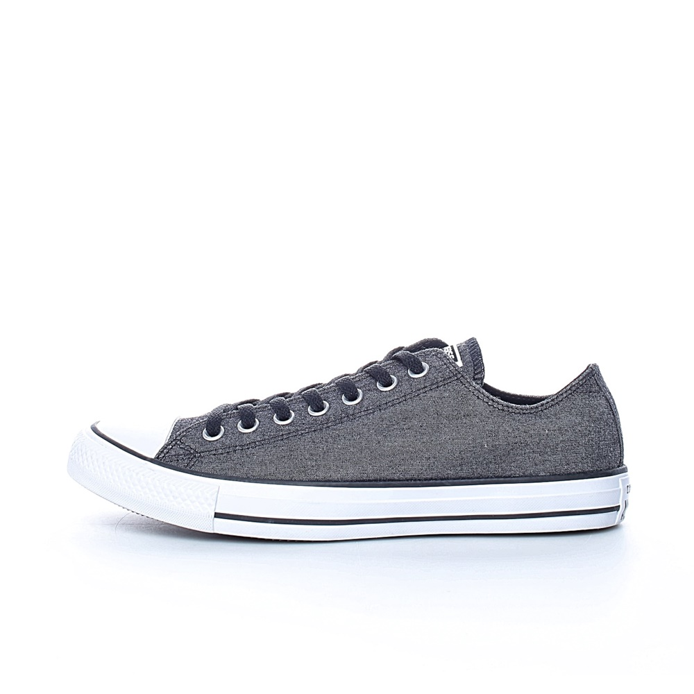 CONVERSE - Unisex sneakers Chuck Taylor All Star Ox γκρι-μαύρα 0c998ed7f7d